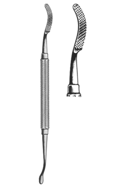 Dental Instruments- Bone Files