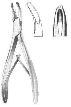 Dental Instruments- Bone Rongeurs